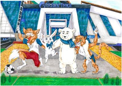 2018-Конкурс детского рисунка ООО